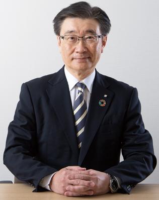代表取締役社長 佐藤 啓孝の写真