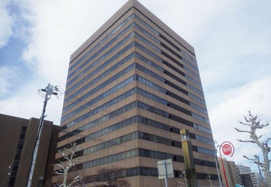 札幌第3地方合同庁舎改修