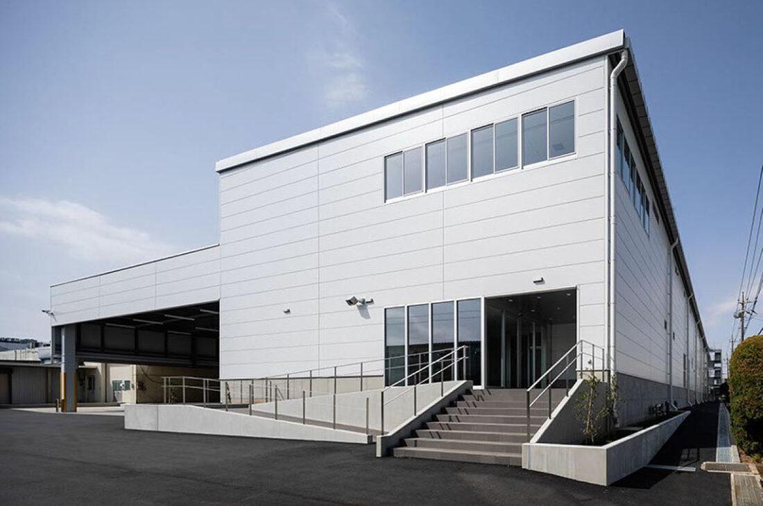 NTT印刷入間工場