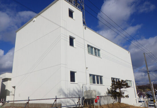 NTT弟子屈ビル 屋上・外壁改修