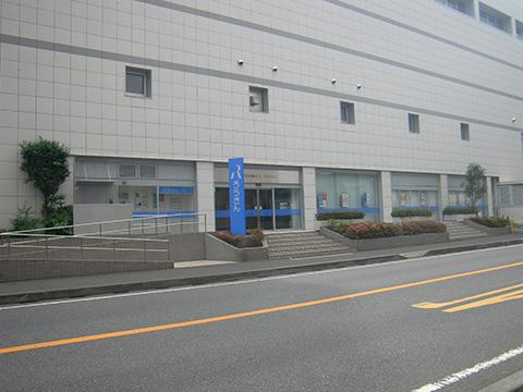 中央労働金庫船橋支店(NTT船橋電話局)