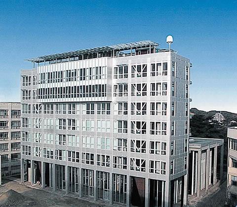東北工業大学香澄町キャンパス9号館・10号館