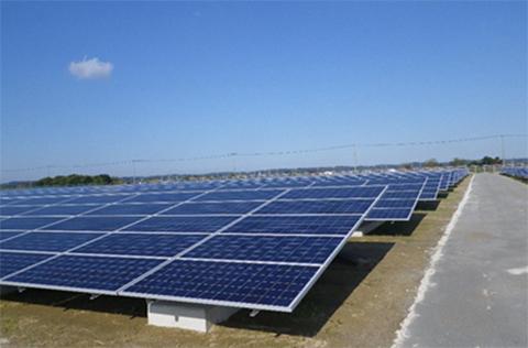 NTT-Fあさひ太陽光発電システム