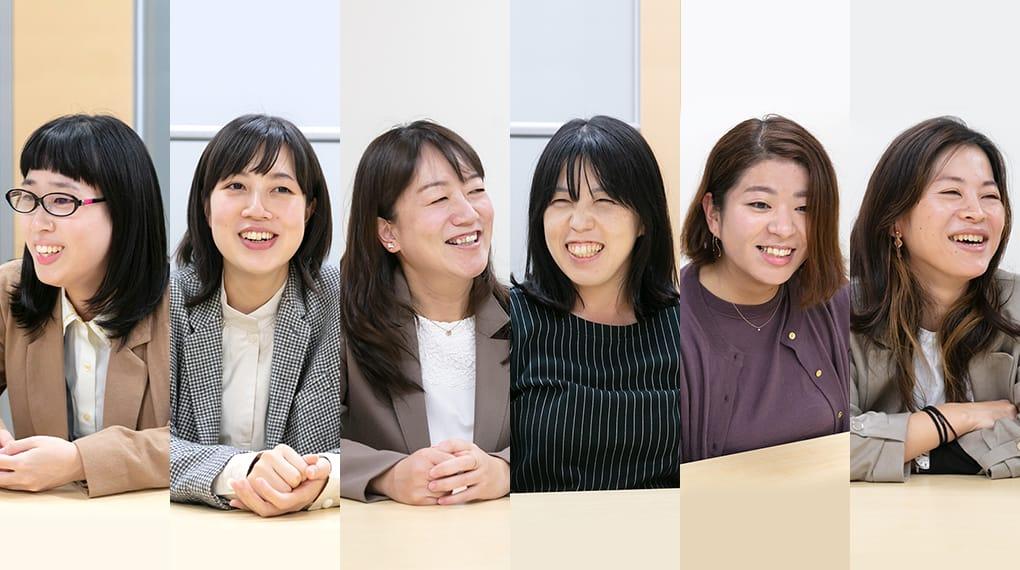共立建設株式会社の女性社員
